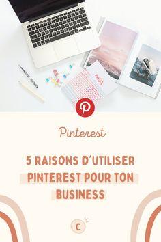 Découvre dans cet article les 5 raisons pour lesquelles tu devrais utiliser Pinterest pour développer ton business. www.chamaddy.fr Ben Silbermann, Le Web, Business
