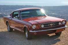 """The brand-new vehicle was pioneered in the 1964 model year, making the '64 Mustang the first version of the pony car you can get your hands on. The Mustang was officially introduced on April 17, 1964, and enthusiasts call them the """"1964½"""" model for their early introduction."""