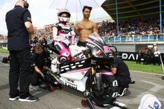 Ana Carrasco correndo contra o machismo na Moto3 #FFCultural #FFCulturalEsporte