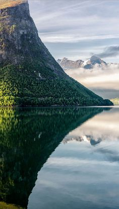 Romsdalfjord, Norway