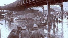 Nearly 100 years ago, a Boston neighbourhood was swamped by a tidal wave of molasses. Veronique Greenwood looks at a design defect that created a bizarre – and deadly – flood.
