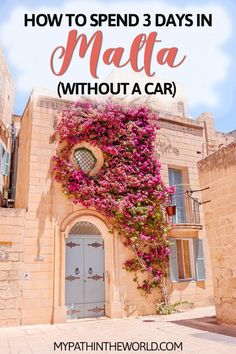 Looking for things to do in 3 days in Malta? Heres the best Malta travel itinerary that doesnt require hiring a car! Looking for the best way to see Malta in 3 days withour hiring a car? Europe Destinations, Europe Travel Tips, European Travel, Travel Guides, Travel Info, Travel Packing, Golf Travel, Passport Travel, Travel List