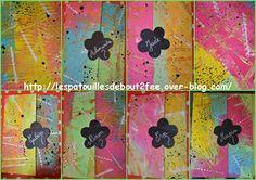 Voici ce que mes élèves ont préparé pour leurs petites mamans. Pour réaliser ces pochettes , une grande feuille de canson 50x65cms et de la gouache. J'ai choisi des couleurs pastels . Les enfants se sont servis de rouleaux, brosses, éponges, petites voitures.... Canson, Art Plastique, Gouache, Art School, Voici, Valentines Day, Kids Rugs, Blog, Decor