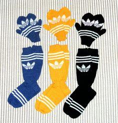 Yarn Projects, Diy Crochet, Socks, Adidas, Knitting, Knitting Socks, Tricot, Cast On Knitting, Sock