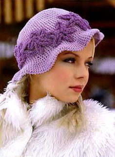 15fa5555d82 80 Best Crochet - Hats - Brimmed images