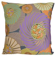 Passiona Cushion Cover by KateStClaireLivingCo on Etsy