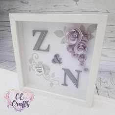 Welcome and thank you for looking at our offer. We would like to offer beautiful handmade personalized box frames. Box Frame Art, Deep Box Frames, Shadow Box Frames, Diy Gift Box, Diy Gifts, Handmade Gifts, Handmade Wedding Gifts, Personalised Frames, Personalized Wedding Gifts