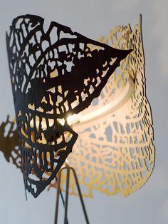 leaf floor lamp | Earl Pinto – Australian Designer Furniture and Lighting