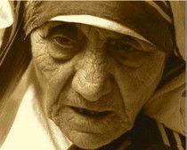 Pensieri e parole di Teresa di Calcutta - miriam 12 stelle
