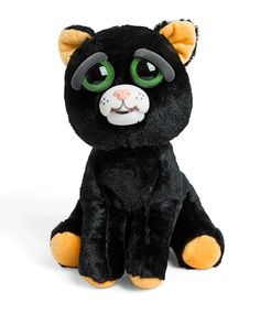 If you& ever tried to stuff a cat into a carrier to go to the vet, you know felines can go from adorable to terrifying in seconds, so this Feisty Pets Halloween Black Cat is pretty lifelike in that regard. Halloween Costumes For Teens, Diy Halloween Decorations, Halloween Diy, Ty Beanie Boos, Cat Carrier, My Spirit Animal, Pet Toys, Teddy Bear, Pets