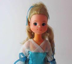 Colonial Girl #7941 Star Spangled Doll Mattel 1970s
