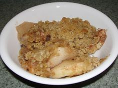 Apple Crisp Easy #Recipe things-to-make