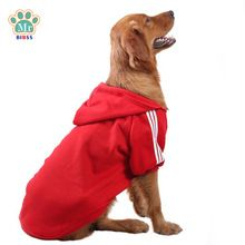 For My Sweet Pet Sports Large Dog Clothes Soft Cotton Big Dogs