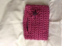 Mi última obra. Trapillo. Crochet xxl