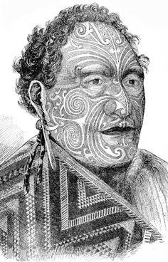 Tamati Waka Nene. Samuel Stuart. Date tk. C.E. Oil on canvas.
