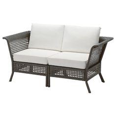 kungsholmen chair outdoor black brown h ll beige beige consider pinterest kombination. Black Bedroom Furniture Sets. Home Design Ideas