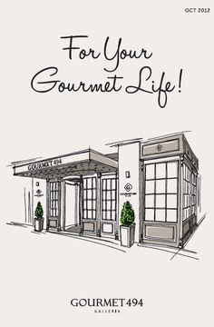 Galleria Gourmet 494, Seoul