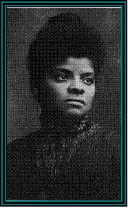 Civil War Woman Ida B. Wells-Barnett was a fearless anti-lynching crusader, suffragist, women's rights advocate, journalist, and speaker. She stands as one of our nation's most uncompromising leaders and most ardent defenders of democracy. She was born in Holly Springs, Mississippi in 1862 and died in Chicago, Illinois 1931 at the age of sixty-nine.