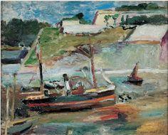 Henri Matisse, The Palace, Belle lle  on ArtStack #henri-matisse #art