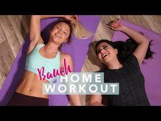 Hüftgold Gemetzel! | 15 Minuten Bauch-Homeworkout mit Nihan - YouTube