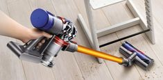 Outstanding cleaning, improved battery life and innovative design make the Dyson Absolute the gold standard for cordless vacuum cleaners. at a price. Good Vacuum Cleaner, Cordless Vacuum Cleaner, Vacuum Cleaners, Best Hardwood Floor Vacuum, Cordless Vacuum Reviews, Bali, Best Vacuum, Hand Vacuum, Deep Cleaning