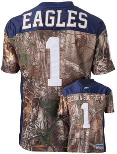 Kohl s 400 Error. Eagles GameGeorgia Southern EaglesRealtree Camo. NCAA  Men s Georgia Southern Eagles Game Day Realtree Camo Jersey 2bedd7296