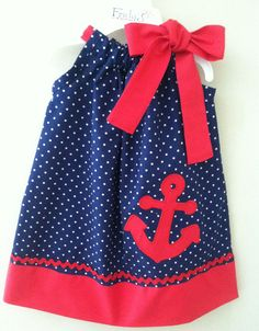 anchor dress