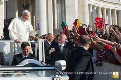 Audiencia General del Papa. 01/10/2014