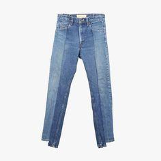 Alxvndra Denim jeans, $375shopsuperstreet.com