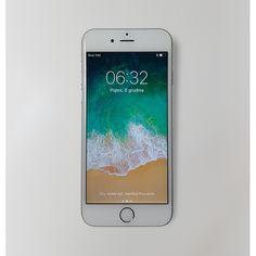 Apple iPhone 6S 16 GB Silver ROK GWARANCJI KL. A