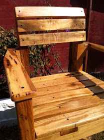 Sun Ministries, Inc.: Recycled Pallet Furniture Continues