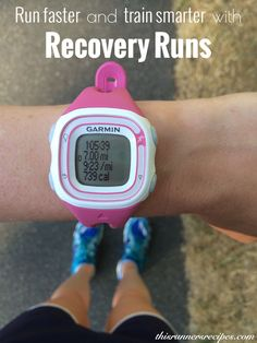 Prevent overtraining, become faster, run easier and train smarter by slowing down and adding recovery runs to your marathon training.