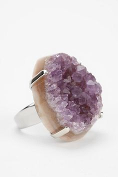 #Urban Outfitters         #ring                     #Aurora #Crystal #Ring    Aurora Crystal Ring                                 http://www.seapai.com/product.aspx?PID=1643769