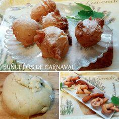 Postres típicos de Carnaval y seguimos disfrutando del Antroxu en Asturias buñuelos de carnaval