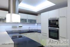 Kitchen wall decoration panel with natural inlay, decor of white grass Kitchen Backsplash, Kitchen Cabinets, Acrylic Wall Panels, Lcd Units, Kitchen Design, Wall Decor, Grass, Interior Design, Resin