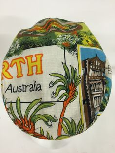 Perth is the subject of this cap. One of my favourites