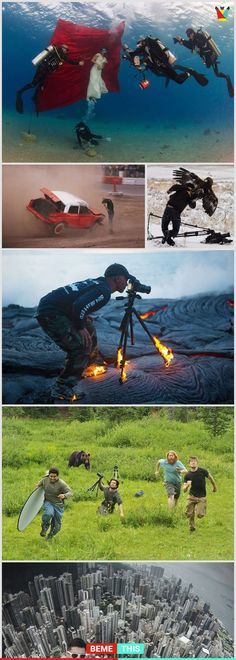 10+ Photos Proving Photographers Can Face Any Danger To Get a Perfect Shot #photography #perfectshot #photographyproblems #funnypics #funnypictures #bemethis