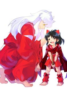 Amor Inuyasha, Inuyasha Funny, Inuyasha Fan Art, Inuyasha And Sesshomaru, Cute Animal Drawings Kawaii, Cute Drawings, Anime Naruto, Anime Guys, Wolf Artwork