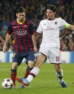 2013-11-06 FCB - Milan (3-1)