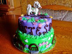 Dragostea in bucate: TORT CU CAI / HORSE CAKE