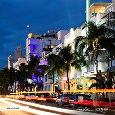Miami, Florida #itravel2000 #DiscoverAmerica
