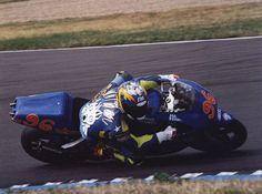 Jamie Whitham, Donington Park 1995