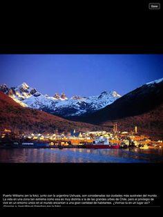 Puerto William ( Chile/Argentina )