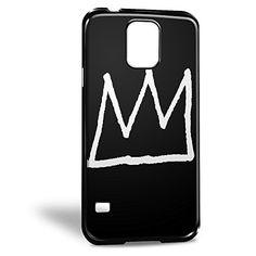 Jean-michel Basquiat Crown for Iphone and Samsung Case (Samsung S5 Black) Artist http://www.amazon.com/dp/B017QTM85W/ref=cm_sw_r_pi_dp_oMEtwb0WF7VRR