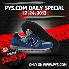 PYS.com Daily Special: New Balance M1300LIN Made In The USA for $103.99!