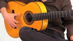 Thumb Technique | Flamenco Guitar