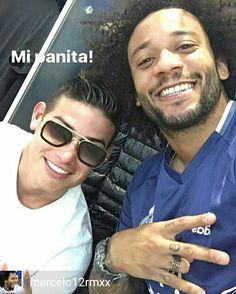#james #rodriguez #marcelo #viera #amigos #miPanita #h_atencio