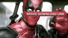 "Note the part ""grin"" I expect that happens in the movie. Deadpool, of course, is a character in the strip ""special"" of all kinds, Deadpool movie free download, which can break the fourth wall, making jokes and pop culture references directly to the reader, or in this case, the course's public theater."