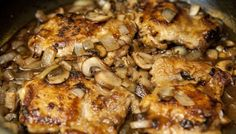 Back To Basics With Chicken And Mushrooms! - Page 2 of 2 - Recipe Roost
