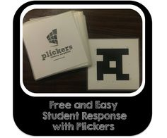 Free and Easy Student Response with Plickers